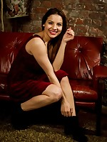 Lacey Banghard Online | Galleries | Gallery | Red Sofa