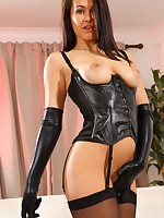Strictly Glamour | Galleries | Photos | Felicity Hill Cupless Pvc