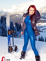 Snowboarding in Latex