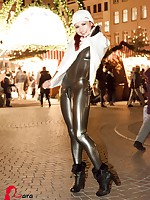 Christmas market in Latex