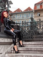 Latex in Old Town Graz